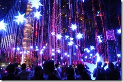 Ayala Triangle Park Christmas Lights & Sounds Show
