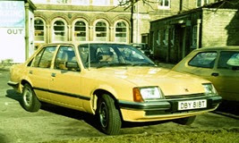 Vauxhall 1978 Carlton