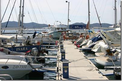 Croatia Cruising Companion -  Marina Borik