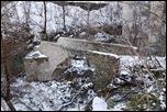 Ruderi del ponte sul Savio