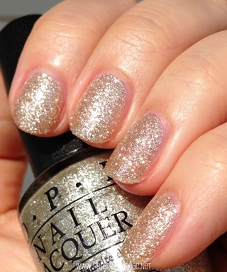 OPI My Favorite Ornament (sun)