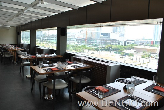 F Restaurant at F1 Hotel BGC 19