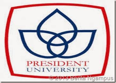 Beasiswa S1 President University tahun 2013 dan 2014