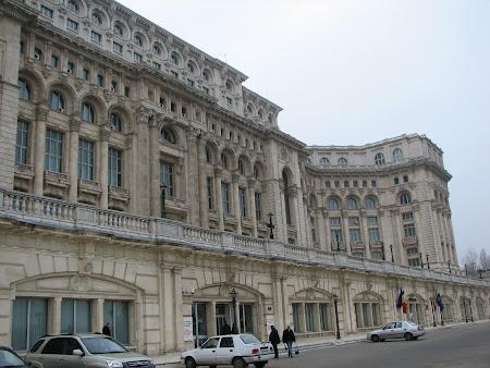 Obiective turistice Romania: Palatul Parlamentului