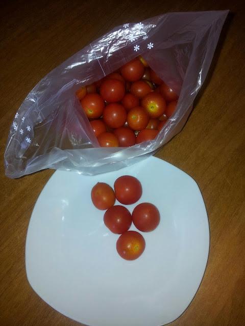 pomodori congelati