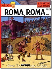 Alix #24 - Roma, Roma