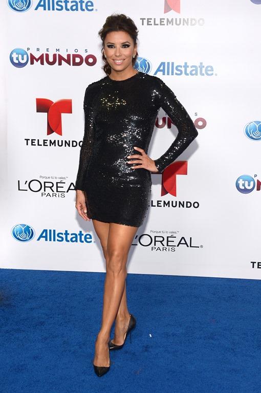 Eva Longoria Loreal Paris Premios Tu Mundo 2013