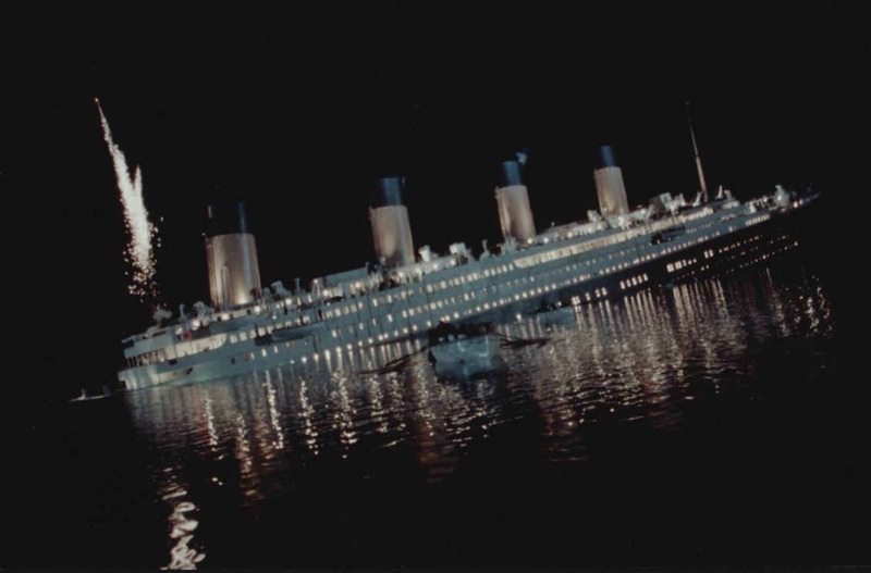 Titanic Dimensions