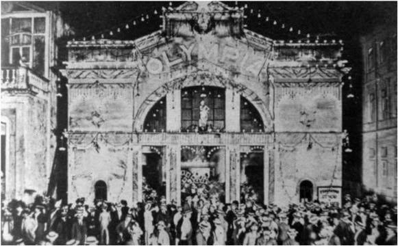 Cinema Olympia - Belém do Parà, fonte: Fabiano Homobono Paes de Andrade