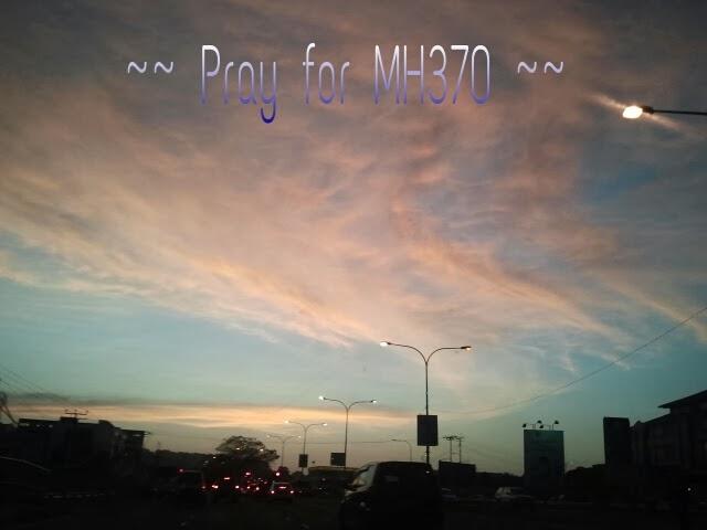 Doa untuk MH370 # Hari ke-5