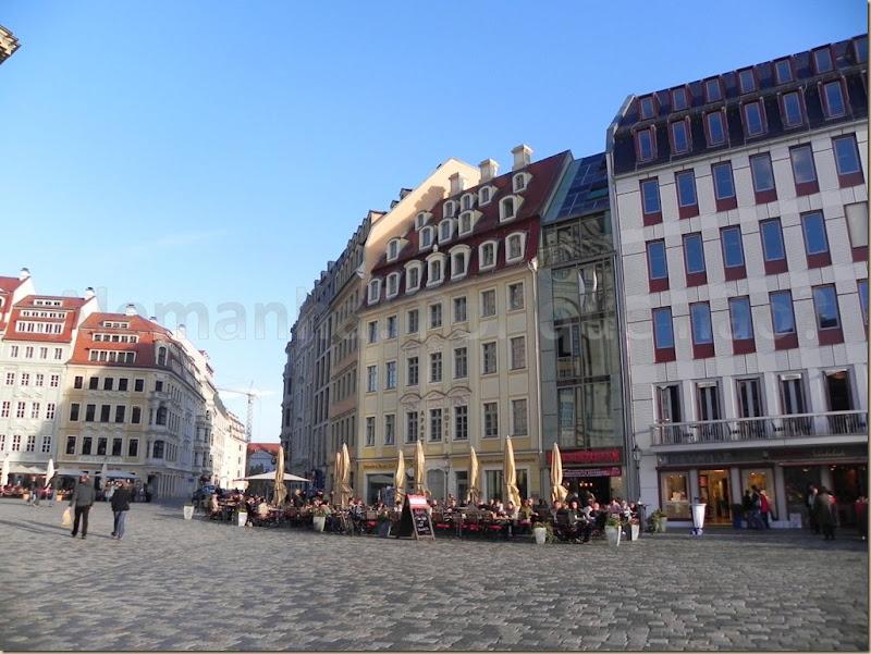 A Neumarkt Dresden