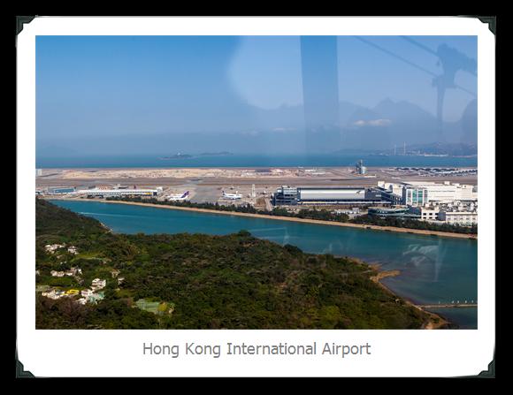 Number 3: Hong Kong International Airport