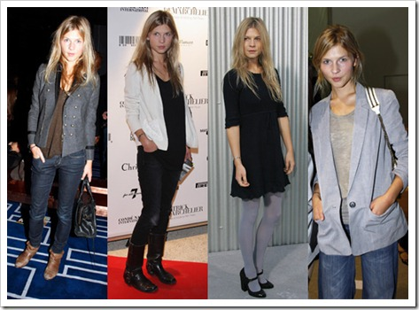 Clemence Poesy FabSugar