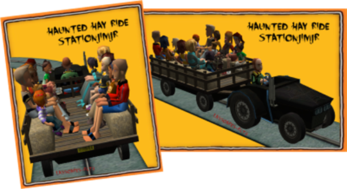 CTR Haunted Hay Ride (StationJimJr) lassoare-rct3