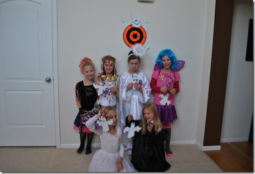 our Halloween Playdate