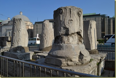 Istanbul Theodosius Arch