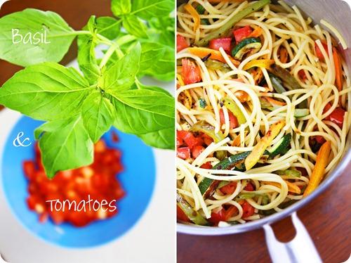 Spaghetti Primavera Recipe