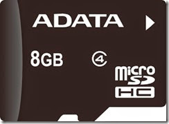 Flipkart : Buy Adata MicroSD Card 8 GB Class 4 at Rs. 100 only