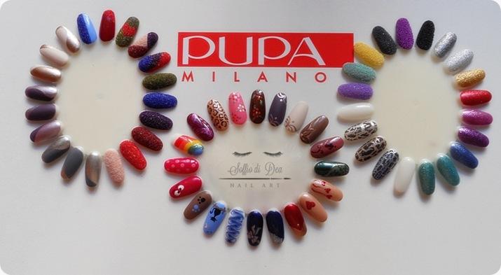 nail art - soffiodidea - soffio di dea - pupa 1