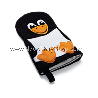 Penguin Wash Glove