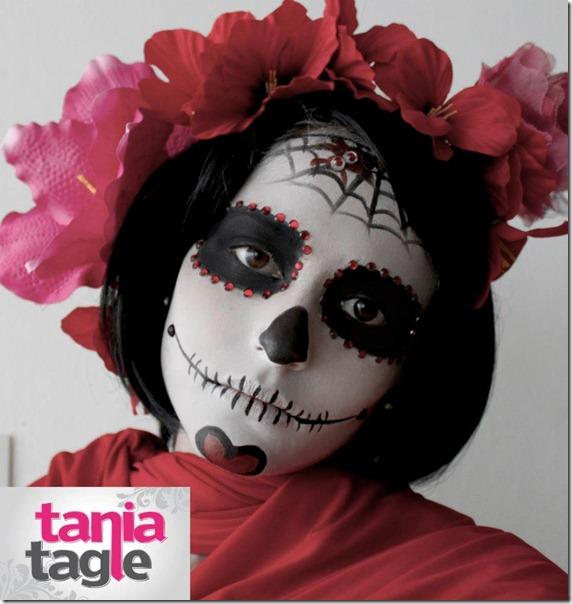 maquillaje de catrina todohalloween (11)