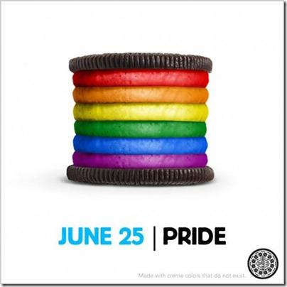 oreo - gay pride