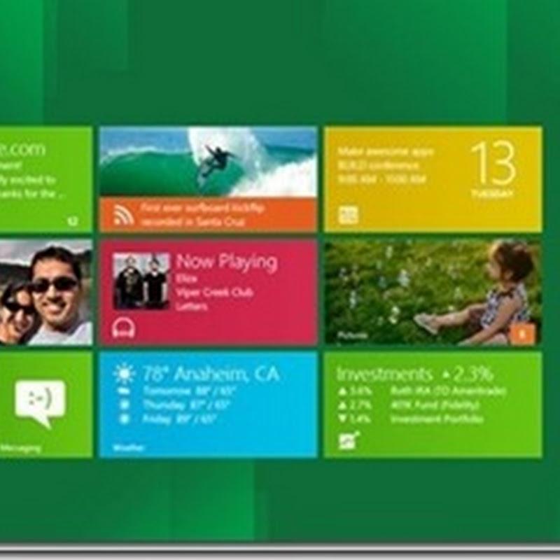 Windows 8 Ürün Anahtarı İle İndir.