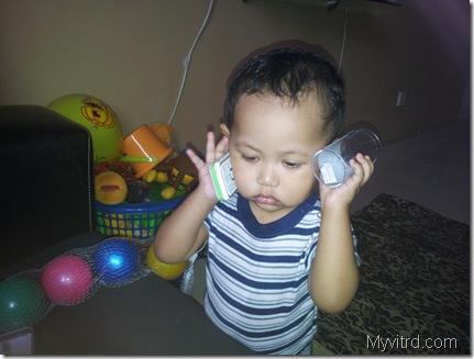 Harraz Handphone 1