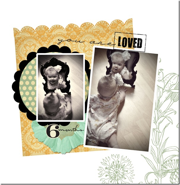 Tess you are loved 2 copy