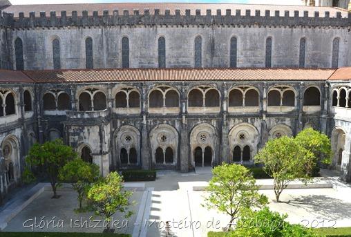 Glória Ishizaka - Mosteiro de Alcobaça - 2012 - 76 - claustro de D. Dinis