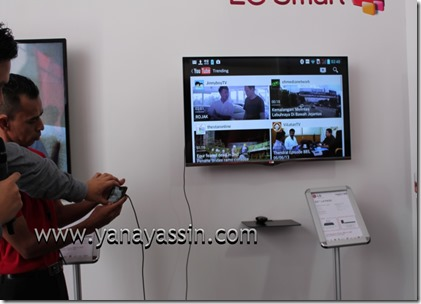 LG Fiesta TV84inch137