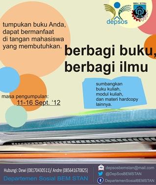 Poster Buku Depsos