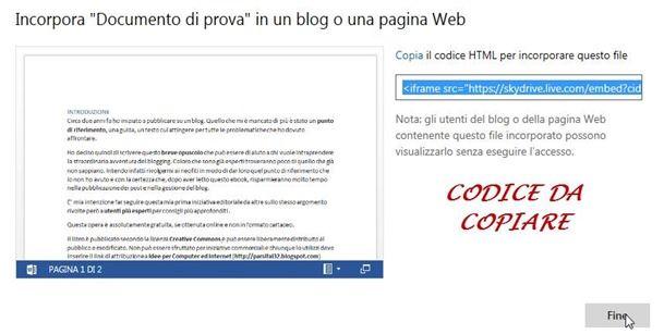 incorporare-documento-sito-web