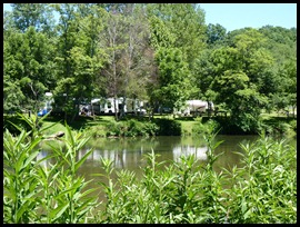Piney Creek NC-Rivercamp USA C.G