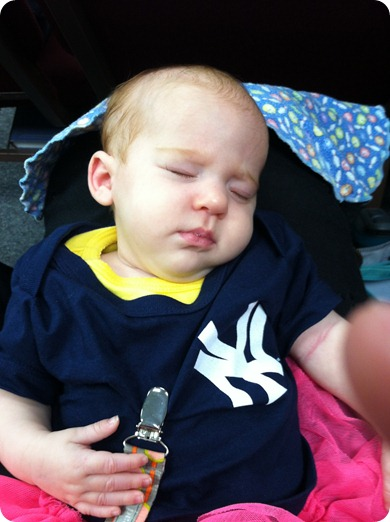 Being a Yankees Fan is tough work!