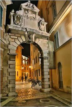 Balbi's Arch