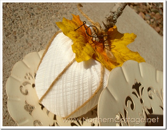 twine pumpkin@NorthernCottage.net