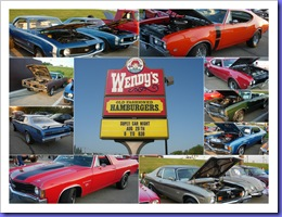 Wendys Cruise In 08292012