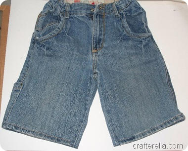 jeans to shorts D2