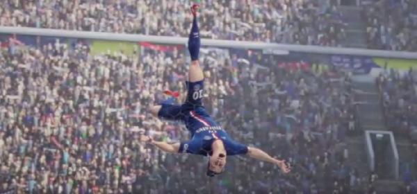 dessin animé 3d coupe du monde