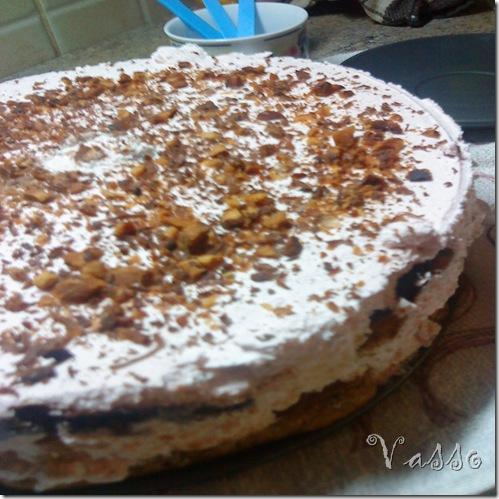 torta sa nutelom i bademima 17