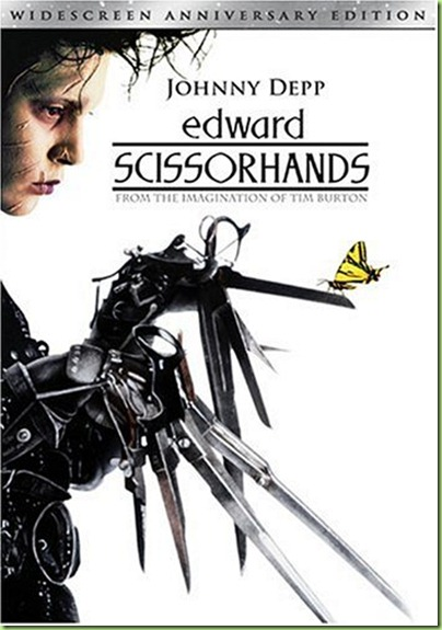 edward sissorhands