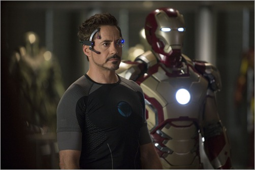 """Marvel's Iron Man 3""<br /><br />Tony Stark/Iron Man (Robert Downey Jr.)<br /><br />Ph: Zade Rosenthal<br /><br />© 2012 MVLFFLLC.  TM & © 2012 Marvel.  All Rights Reserved."