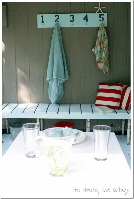 budget cottage porch makeover
