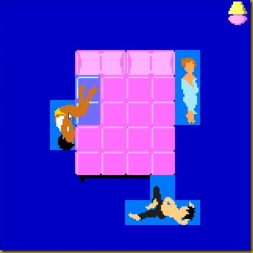 TRIAD ゲーム画面