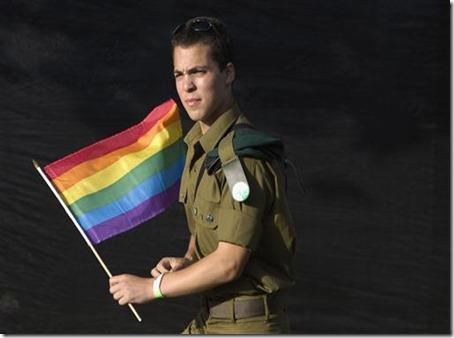 gay israeli soldier