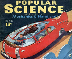 flying cars and more (click for slideshow from Popular Science)