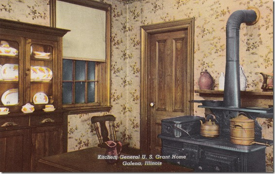 Kitchen, General U.S. Grant Home - Galena, Illinois pg. 1