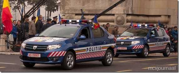 Dacia toont nieuwe modellen aan de overheid 01