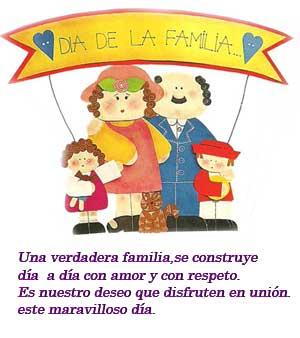 Dia de la familia cartel del dia de la familia for Mural una familia chicana